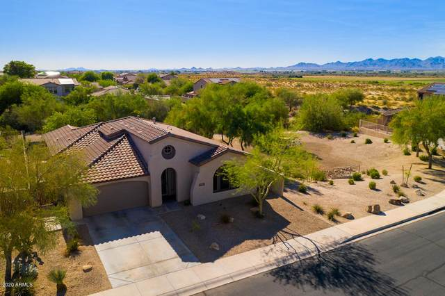 9318 S 181ST Drive, Goodyear, AZ 85338 (MLS #6096639) :: Nate Martinez Team