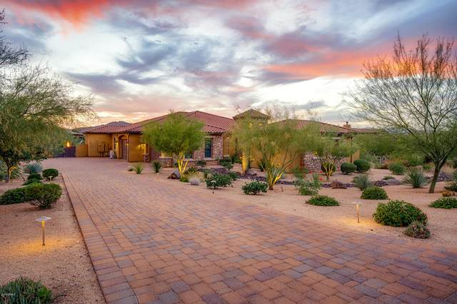 35442 N 87TH Place, Scottsdale, AZ 85266 (MLS #6096663) :: Long Realty West Valley