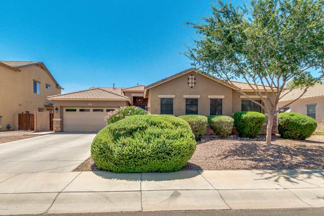 4692 S Marble Street, Gilbert, AZ 85297 (MLS #6096668) :: Openshaw Real Estate Group in partnership with The Jesse Herfel Real Estate Group