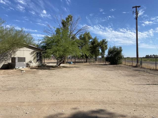 51989 W Esch Trail, Maricopa, AZ 85139 (MLS #6096683) :: Brett Tanner Home Selling Team