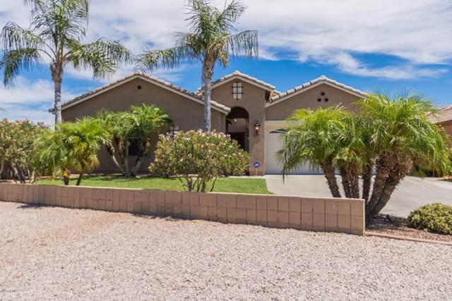25572 W Magnolia Street, Buckeye, AZ 85326 (MLS #6096684) :: Klaus Team Real Estate Solutions
