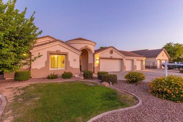 3023 E Grandview Street, Mesa, AZ 85213 (MLS #6096691) :: Lucido Agency