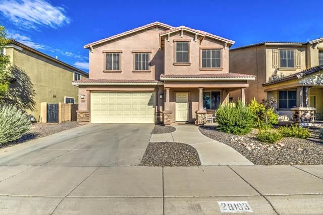 28103 N Desert Native Street, San Tan Valley, AZ 85143 (MLS #6096729) :: Lux Home Group at  Keller Williams Realty Phoenix