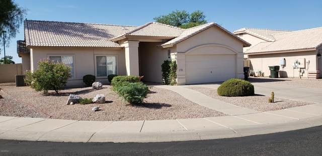 1679 E Badger Lane, Casa Grande, AZ 85122 (MLS #6096778) :: The Everest Team at eXp Realty