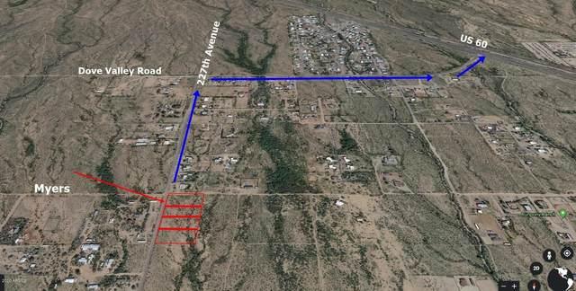 XXXX N 227th Avenue, Wittmann, AZ 85361 (MLS #6096783) :: The W Group