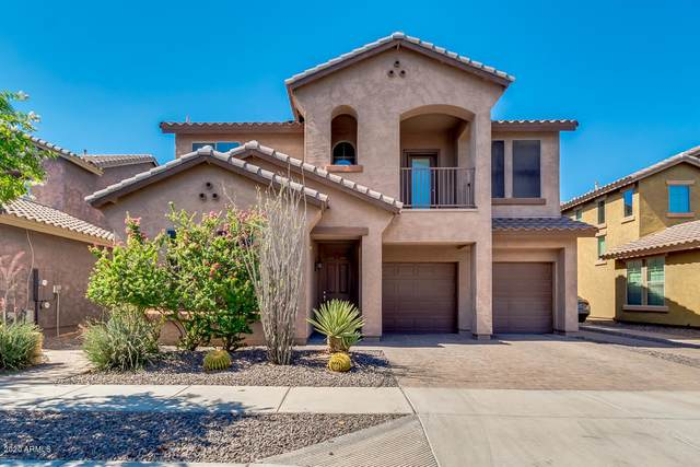 3942 E Frances Lane, Gilbert, AZ 85295 (MLS #6096841) :: The Everest Team at eXp Realty