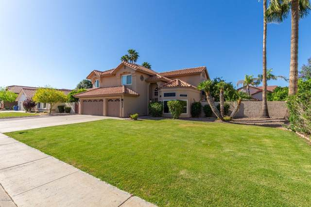 2920 E Nance Street, Mesa, AZ 85213 (MLS #6096851) :: Yost Realty Group at RE/MAX Casa Grande
