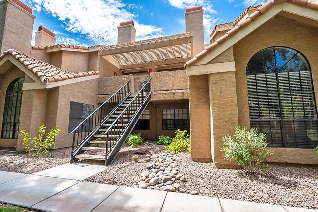 2333 E Southern Avenue #2056, Tempe, AZ 85282 (MLS #6096855) :: Brett Tanner Home Selling Team