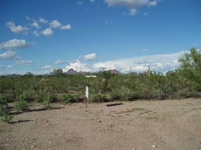 34510 W Carefree Highway, Unincorporated County, AZ 85390 (MLS #6096885) :: The W Group