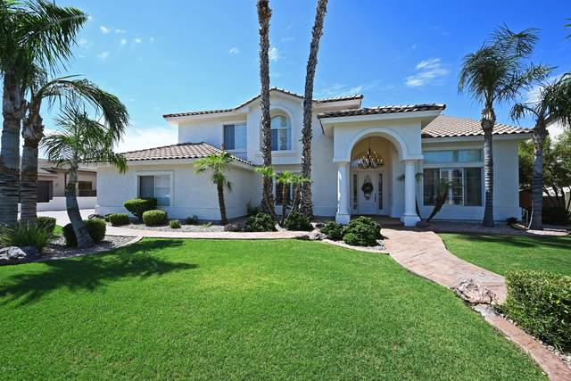4515 E Juanita Avenue, Gilbert, AZ 85234 (MLS #6096889) :: Yost Realty Group at RE/MAX Casa Grande