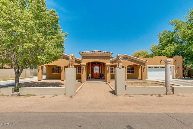 6303 N 65TH Drive, Glendale, AZ 85301 (MLS #6096893) :: Yost Realty Group at RE/MAX Casa Grande