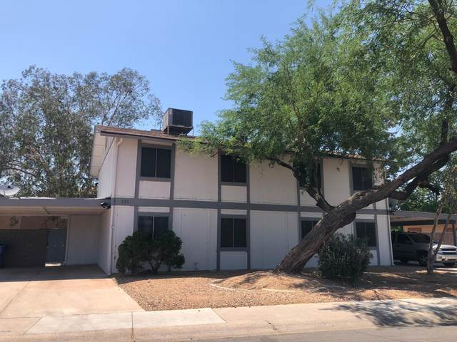 111 N Phyllis, Mesa, AZ 85201 (MLS #6096901) :: Brett Tanner Home Selling Team
