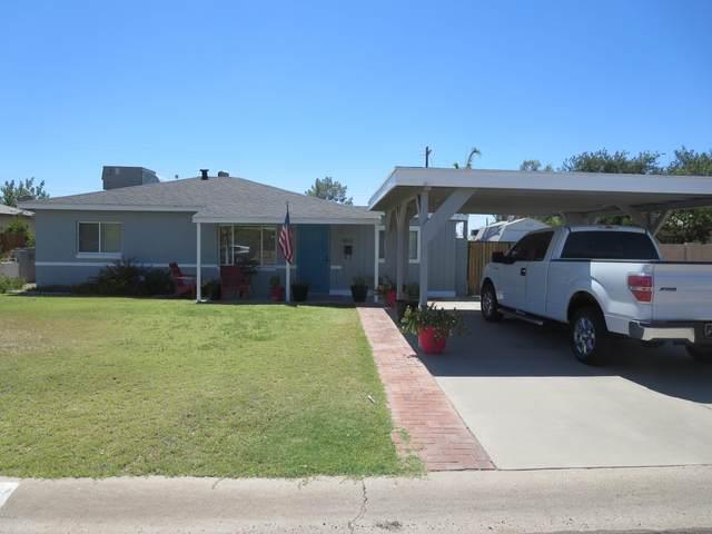 8142 N 11TH Place, Phoenix, AZ 85020 (MLS #6096903) :: Brett Tanner Home Selling Team