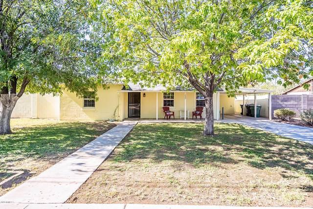 737 W 4TH Place, Mesa, AZ 85201 (MLS #6096906) :: Brett Tanner Home Selling Team