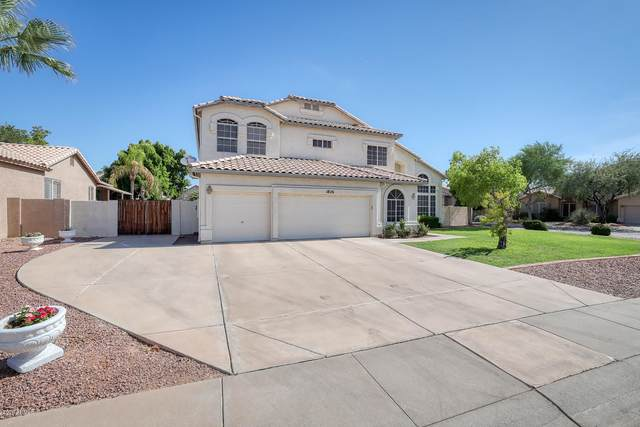 1826 W Redfield Road, Gilbert, AZ 85233 (MLS #6096915) :: Homehelper Consultants