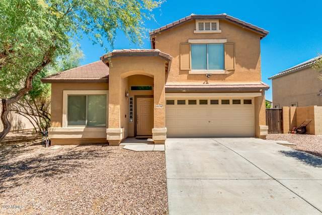 40798 W Thornberry Lane, Maricopa, AZ 85138 (MLS #6096946) :: Keller Williams Realty Phoenix