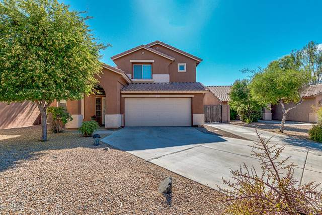 2776 S 155TH Lane, Goodyear, AZ 85338 (MLS #6096952) :: Devor Real Estate Associates