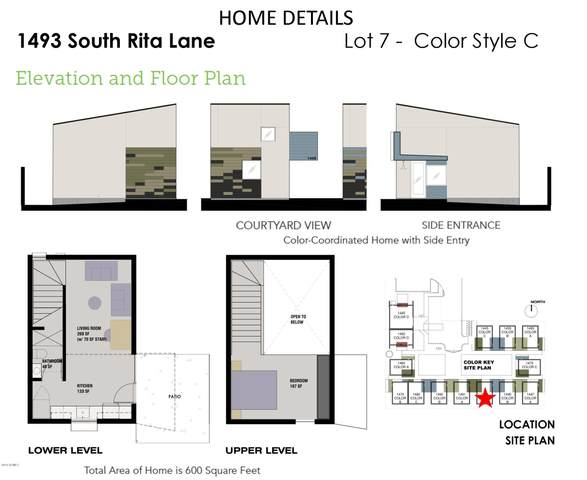 1497 S Rita Lane, Tempe, AZ 85281 (MLS #6096953) :: Scott Gaertner Group