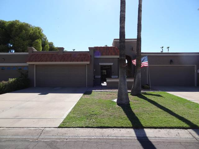 25227 S Glenburn Drive, Sun Lakes, AZ 85248 (MLS #6096957) :: Yost Realty Group at RE/MAX Casa Grande