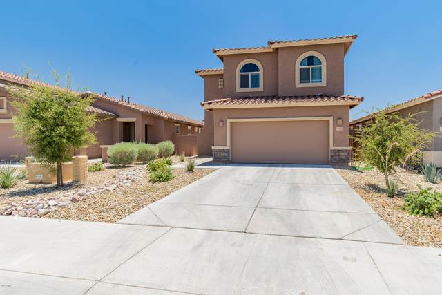 19911 W Woodlands Avenue, Buckeye, AZ 85326 (MLS #6096974) :: Brett Tanner Home Selling Team