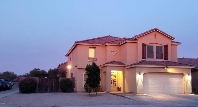4723 N 95th Lane, Phoenix, AZ 85037 (MLS #6096977) :: The C4 Group