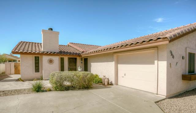 14220 N Ashbrook Drive A&B, Fountain Hills, AZ 85268 (MLS #6097003) :: Brett Tanner Home Selling Team