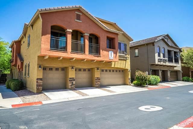 2250 E Deer Valley Road #16, Phoenix, AZ 85024 (MLS #6097043) :: Dave Fernandez Team | HomeSmart
