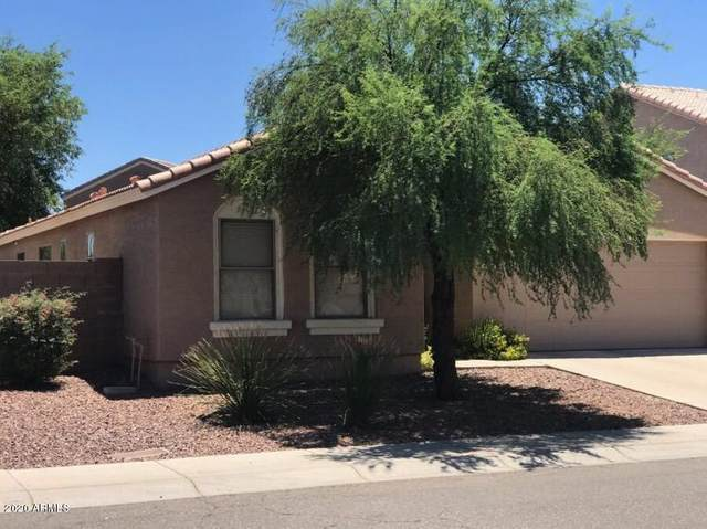 2237 S 85TH Drive, Tolleson, AZ 85353 (MLS #6097060) :: My Home Group