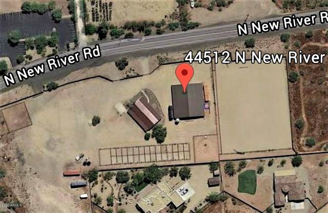 44512 N New River Road, New River, AZ 85087 (MLS #6097061) :: The W Group