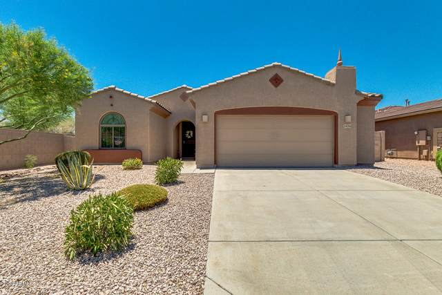 24016 N 164TH Avenue, Surprise, AZ 85387 (MLS #6097078) :: Brett Tanner Home Selling Team