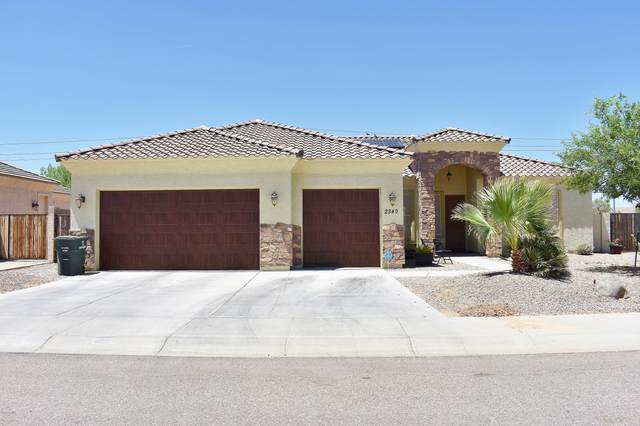 2380 N Horseshoe Circle, Casa Grande, AZ 85122 (MLS #6097091) :: Scott Gaertner Group