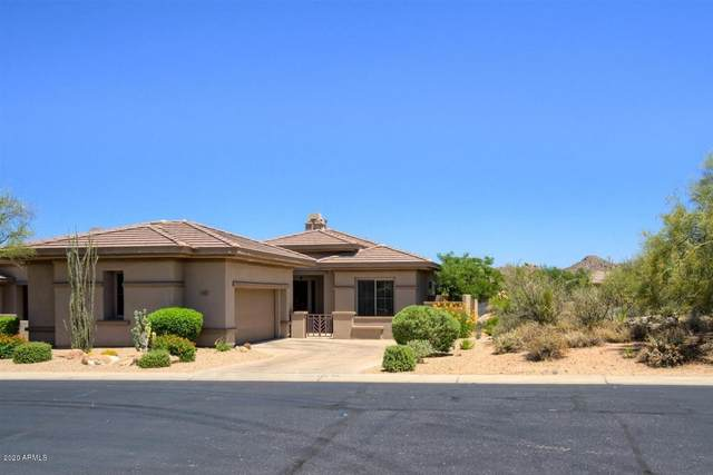 7652 E Balao Drive, Scottsdale, AZ 85266 (MLS #6097096) :: The Property Partners at eXp Realty