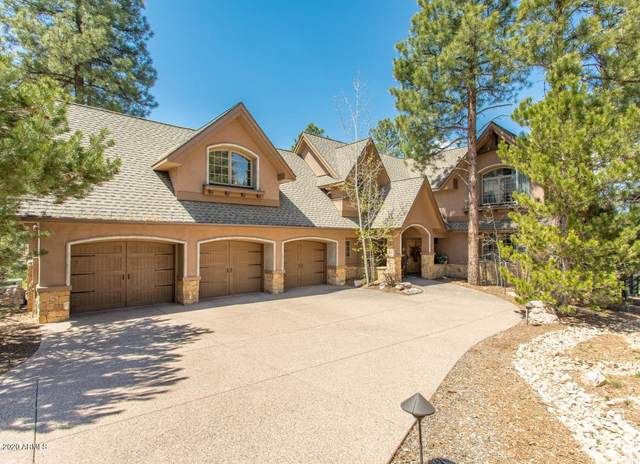 1671 E Singletree Court, Flagstaff, AZ 86005 (MLS #6097102) :: Long Realty West Valley