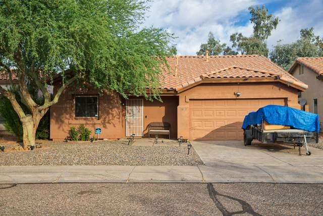 2022 N 84TH Lane, Phoenix, AZ 85037 (MLS #6097112) :: Brett Tanner Home Selling Team