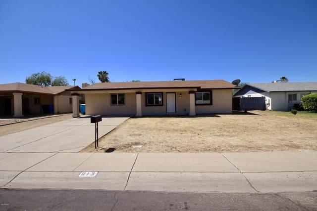 813 W Wagoner Road, Phoenix, AZ 85023 (MLS #6097125) :: Kepple Real Estate Group