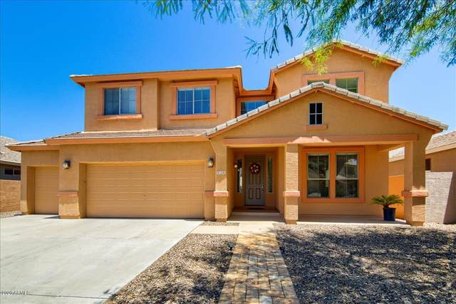 1238 E Monteleone Street, San Tan Valley, AZ 85140 (MLS #6097130) :: Scott Gaertner Group