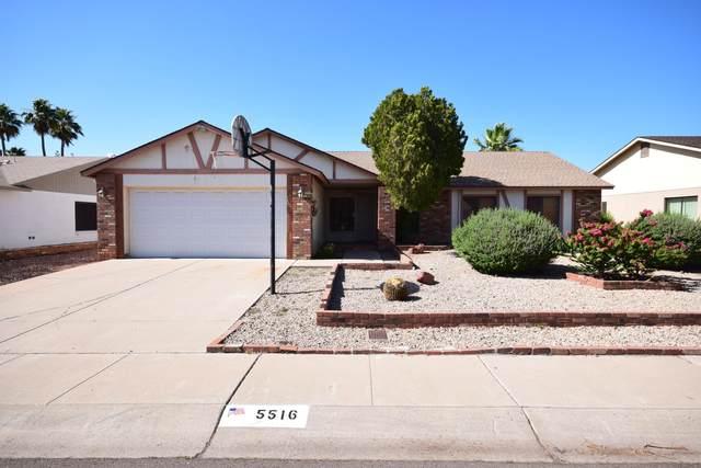 5516 W Cheryl Drive, Glendale, AZ 85302 (MLS #6097138) :: Brett Tanner Home Selling Team