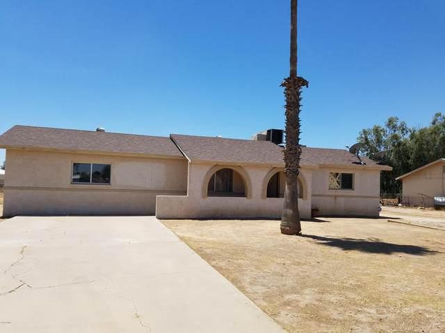 4739 E Colt Drive, Eloy, AZ 85131 (MLS #6097140) :: Yost Realty Group at RE/MAX Casa Grande