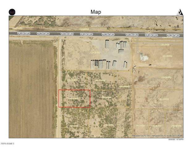 xxx S Watson Road, Buckeye, AZ 85326 (MLS #6097146) :: Dijkstra & Co.