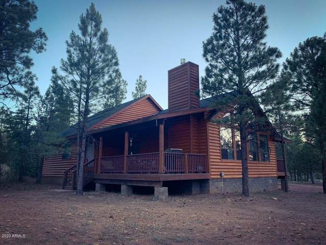 5318 Bald Eagle Way, Happy Jack, AZ 86024 (MLS #6097157) :: The Property Partners at eXp Realty