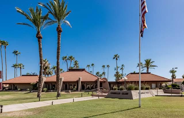 7316 N Via Camello Del Norte #106, Scottsdale, AZ 85258 (MLS #6097167) :: Dave Fernandez Team | HomeSmart