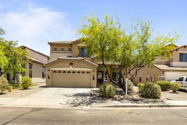 4167 S 250TH Avenue, Buckeye, AZ 85326 (MLS #6097171) :: Dijkstra & Co.
