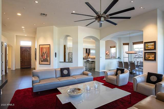9607 E Cavalry Drive, Scottsdale, AZ 85262 (MLS #6097176) :: The Luna Team