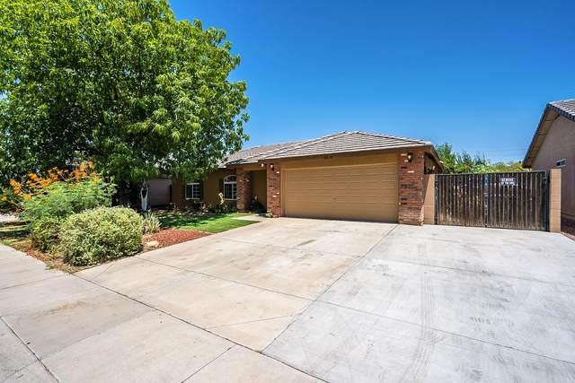 2173 S Tucana Lane, Gilbert, AZ 85295 (MLS #6097177) :: Klaus Team Real Estate Solutions