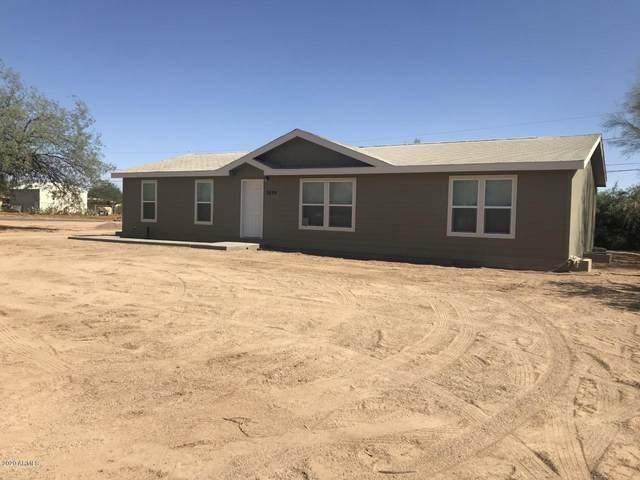 3039 W Manzanita Street, Apache Junction, AZ 85120 (MLS #6097185) :: Brett Tanner Home Selling Team