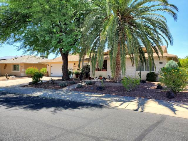 19638 N Ponderosa Circle, Sun City, AZ 85373 (MLS #6097201) :: Lux Home Group at  Keller Williams Realty Phoenix