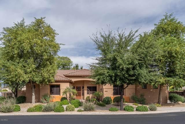 2780 N 143RD Drive, Goodyear, AZ 85395 (MLS #6097209) :: The Laughton Team