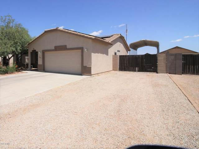 11878 W Lobo Drive, Arizona City, AZ 85123 (MLS #6097239) :: The Everest Team at eXp Realty