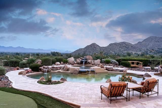8105 N 47TH Street, Paradise Valley, AZ 85253 (MLS #6097259) :: The Luna Team