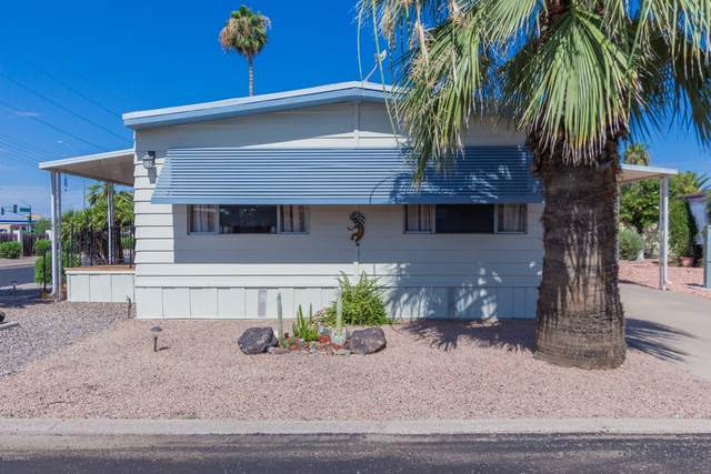 2650 W Union Hills Drive #45, Phoenix, AZ 85027 (MLS #6097266) :: Riddle Realty Group - Keller Williams Arizona Realty